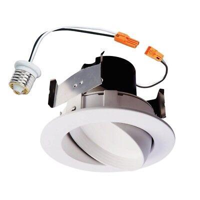 EATON HALO LED Recessed Ceiling RETROFIT Eyeball Trim Dimmable 3000k 35° Tilt (Led Eyeball)