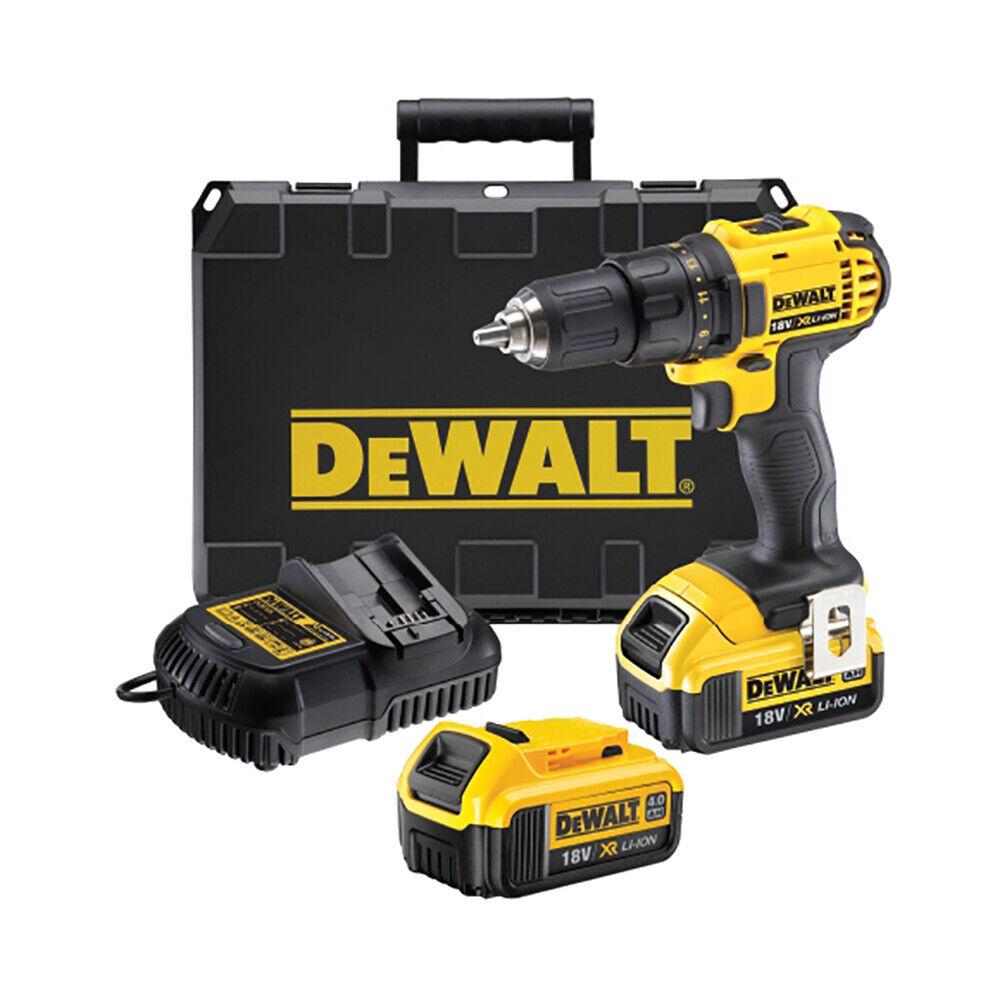 Dewalt DCD780M2 18V 4.0Ah Cordless Drill Driver