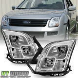 2006-2009 Ford Fusion Headlights Headlamps Replacement 06 07 08 09 Left+Right