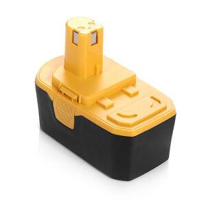 2.0Ah 18V Battery BPP-1815 BPP-1817M BPP-1820 For Ryobi ONE Plus 1322401 18 Volt