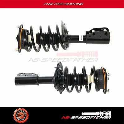 For Cadillac Seville 1998-2004 Front Pair Quick Complete Strut Assembly Springs