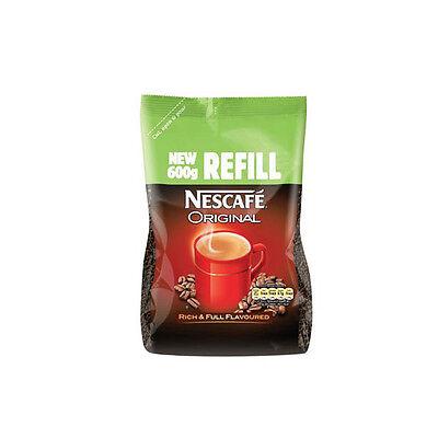 Eco-friendly Kaffee (2 x Nescafe Original Refill Pack 600g (1.2kg)  ,£12.99 EACH- Eco Friendly)