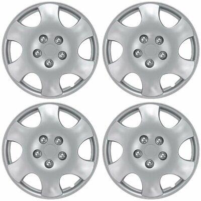 Set of 4 Hubcaps Fits Nissan Altima 15
