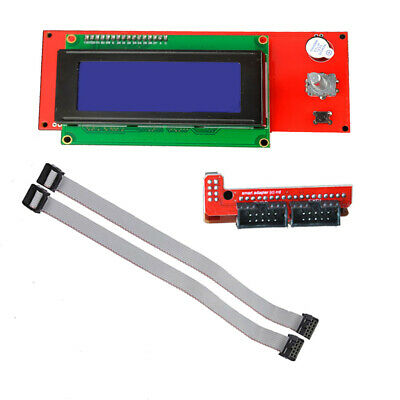 Keyes Reprap Ramps 1.4 2004 Lcd Display Controller Board Adapter For 3d Printer