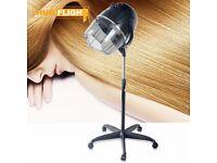 BRAND NEW HAIR HOOD DRYER Stand Portable Salon Hairdresser Floor Perm Process