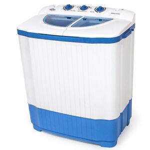 Mini machine à laver essoreuse