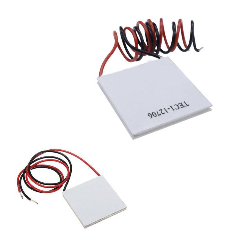 TEC1-12706 Heatsink Thermoelectric Cooler Cooling Peltier Plate Module DC12V 60W