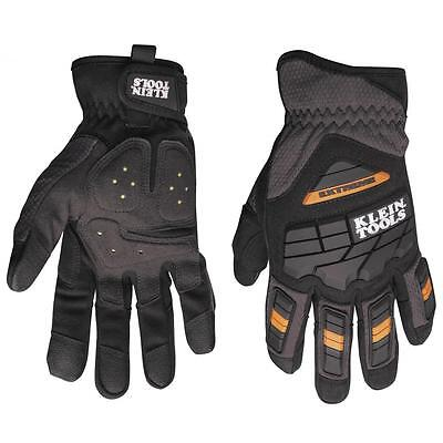 Klein Tools 40217 Journeyman Extreme Gloves, Size Medium