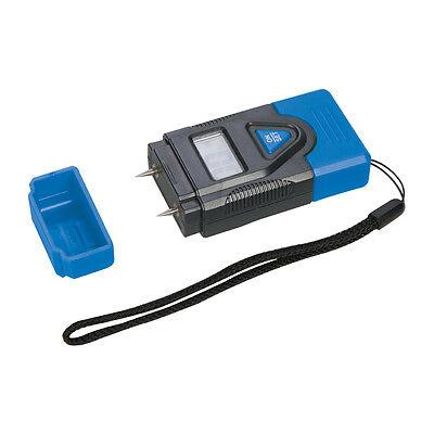 GN7103 TS600 Silverline Digitale vochtmeter 4 x LR44 Gebouw Detectoren