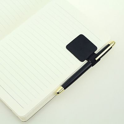 Diary Book Pen Storage Clip Leather Pen Holder Pen Clips For Notebook