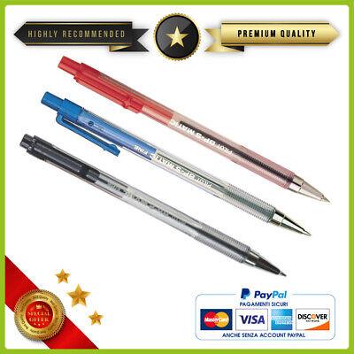 Pilot Bp-s Matic Fine 0 132in Pen Ball Snap Tip For School Office Home