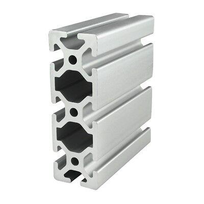 8020 Inc T Slot 40mm X 120mm Aluminum Extrusion 40 Series 40-4012 X 610mm N