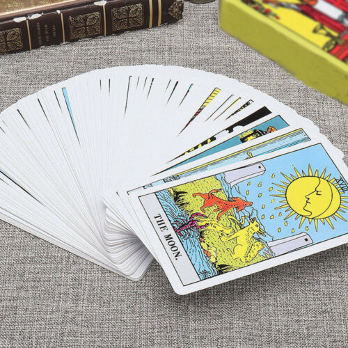 The Most popular Tarot Deck 78 Cards Set