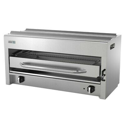 Asber Aesb-36 Salamander Broiler Natural Gas Range Or Wall-mount 36