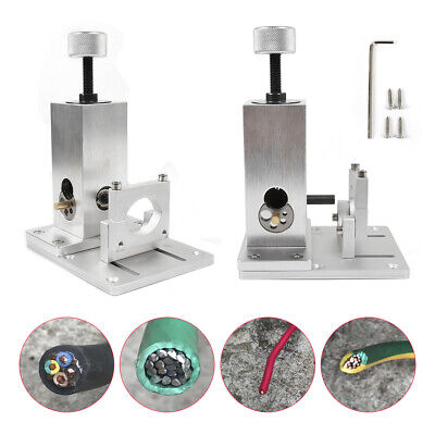 Electric Copper Cable Wire Stripping Peeling Machine Stripper Power Tool-2-22mm