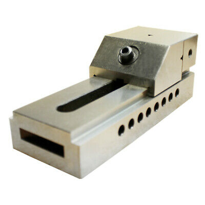 3 Screwless Tool Making Grinding Precision Ground Vise .0002 Square Parallel