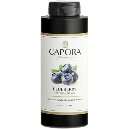 Capora 12 fl, oz. Flavoring Sauce (select flavor below)
