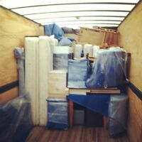 Last minute Affordable 2 Movers & 16ft for $65/hr. No other fees