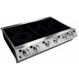 "36"" Electrolux Drop-In Electric Cooktop"