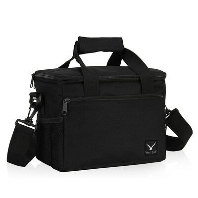 Waterproof Insulated Thermal Bag Picnic Lunch Box Portable Cooler Storage Tote