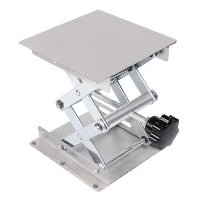 Lab-lift Stand Rack Scissor Lab Jack Lifting Platforms Lifter Stainless 4 6 8