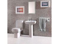 Rubix Toilet & Basin Suite Was £248 Now £183