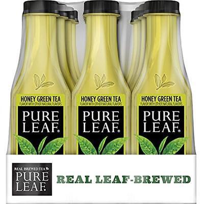 (Iced Tea Tea, Not Too Sweet, Real Brewed Honey Green 0 Calories, 18.5 Ounce Of)