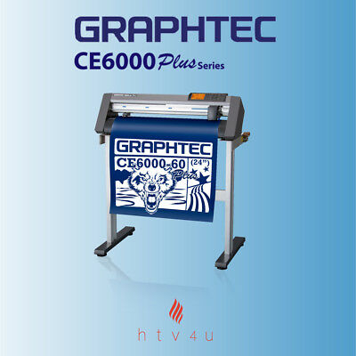 Graphtec Ce6000-60 Plus 24 Cutter With Stand