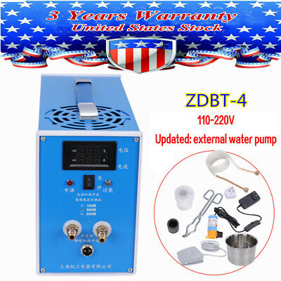 2500w Zvs Induction Heater Induction Heating Machine Metal Melting Furnace Weld