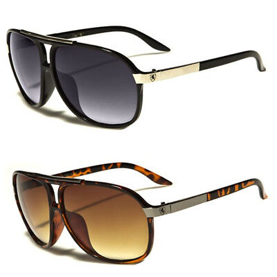 80s Men Women Retro Vintage Classic Fashion Designer  Aviator Sunglasses