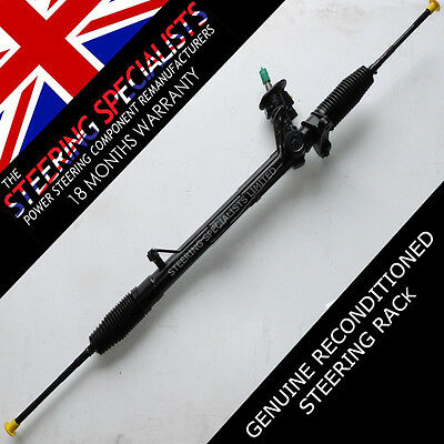Seat Ibiza 1.2, 1.4, 1.6, 2.0 2002 to 2009 Reconditioned Power Steering Rack