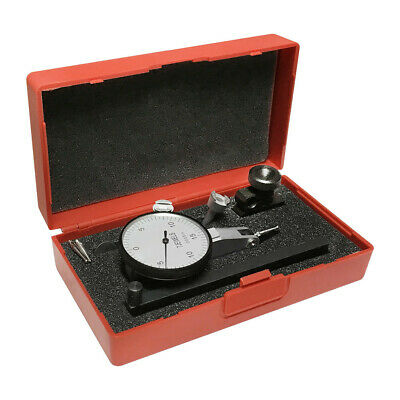 Dial Test Indicator 0.030 Dovetail Point Clamp Rods Graduation Precision Tool