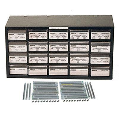Jameco Valuepro Linear Series Kit 480 Piece Linear Series Component Assortment
