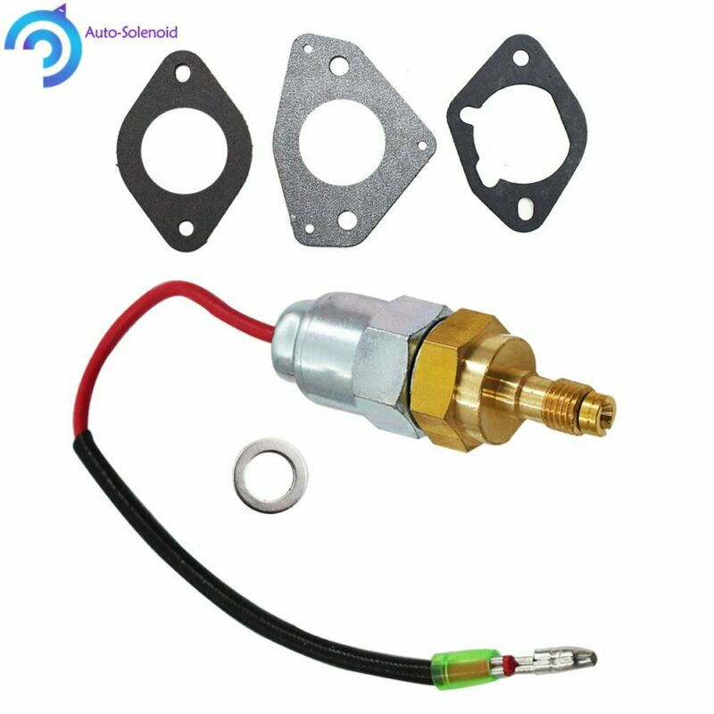 New Carb Fuel Solenoid 24-757- 45S for Kohler Command Courage USA