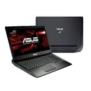 """ASUS GAMING LAPTOP G750JH NVIDIA GTX780M 17"""" 500GB M2 SSD CORE i7 Drummoyne Canada Bay Area Preview"""