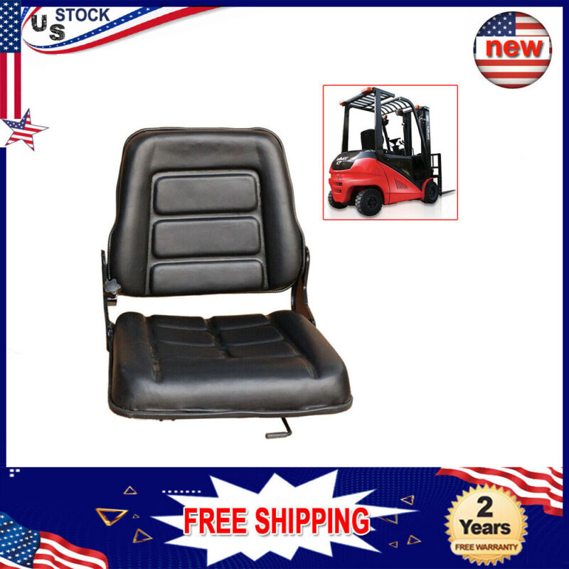High Quality FORKLIFT SEAT For TOYOTA, Nissan Multi Founction Bobcat,Tractor US