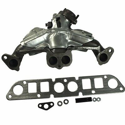 Cast Iron Exhaust Manifold w/Gasket Kit for Cherokee Dakota Truck Wrangler 2.5L