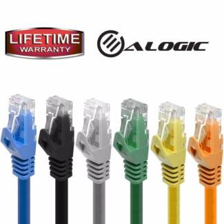 BRAND New CAT6 Network Cables 0.3m, 0.5m, 1m, 2m  up to 30m