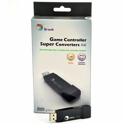 BRAND NEW Brook Super Converter XBOX360 to XBOX ONE Controller Adapter