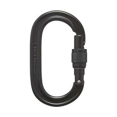 Black Diamond Oval Locker Carabiner ()