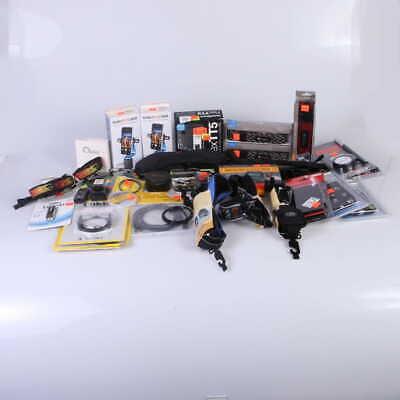 Lot of Assorted Digital Camera Accessories (Camera & Photo Accessories) - (AI)