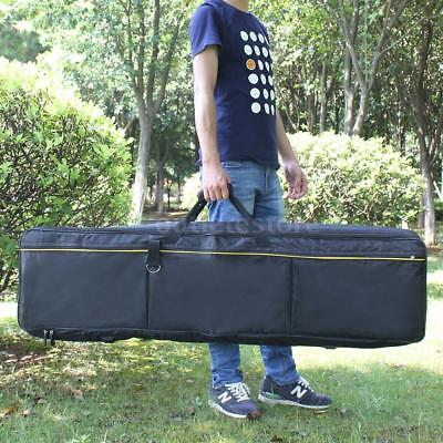 88-Key Keyboard Electric Piano Case GigBag Black Oxford Cloth+Free Ship G1S0