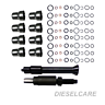 03-10 6.0L 6.0 Ford Powerstroke Injector Sleeve Cup Removal Tool & Install Kit