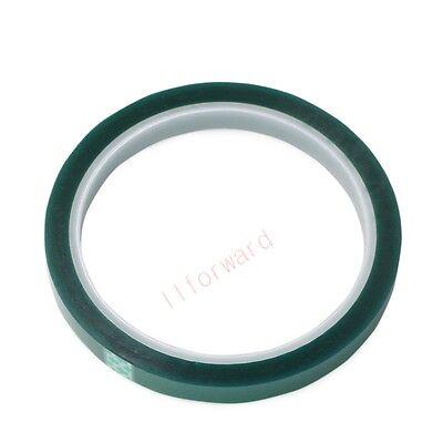 10mm X 100ft Green Pet Tape High Temperature Heat Resistant Pcb Solder Mask