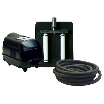 NEW Septic Pond Aerator Kit-Complete System w/ diffusers for 2- 8000 gallon Tank