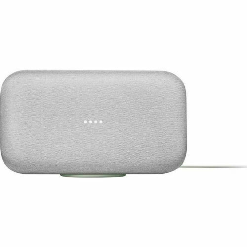 Google Home Max Smart Wifi Speaker- Chalk - (GA00222-US)