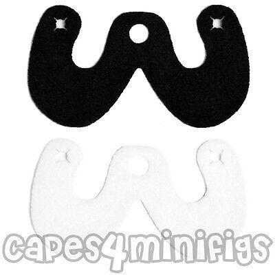 Storm X Men Cape (2 CUSTOM capes for your Lego Storm 76022 X-Men Minifig.  CAPES)