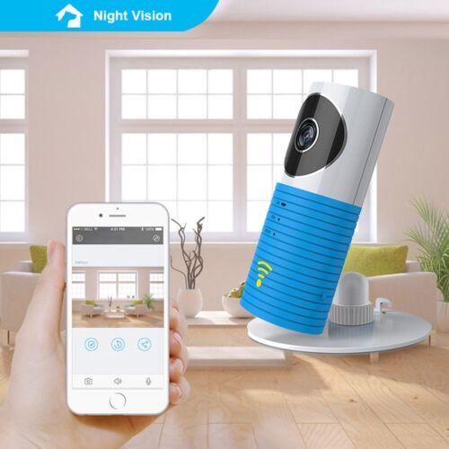 Wifi Wireless Video IP Camera Baby Monitor Infrared Night Vision 2-way Audio New