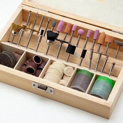 Mini Grinder Set (150 Teile) Gravierset Schleifset Gravurset Modellbau