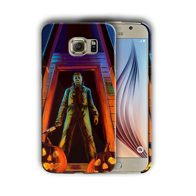 ers Samsung Galaxy S4 5 6 7 8 9 10 E Edge Note 3 Plus Case 4 (Halloween 9 Michael Myers)